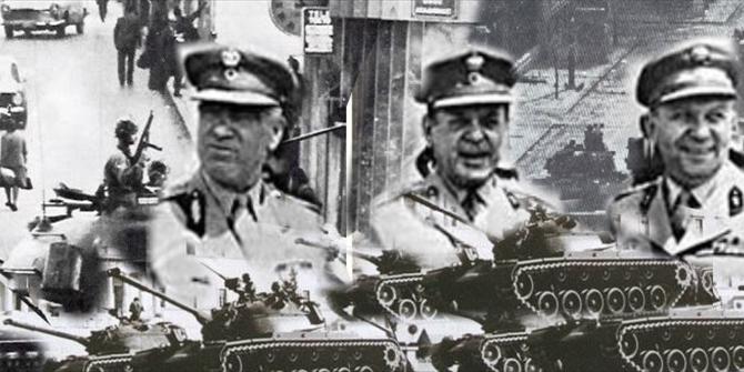 53 χρόνια από το φασιστικό πραξικόπημα.